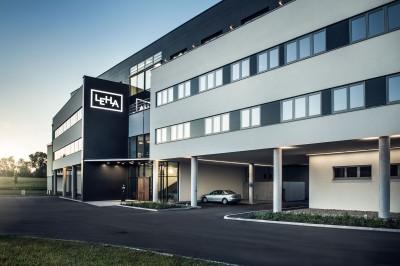 neues LEHA Gebäude