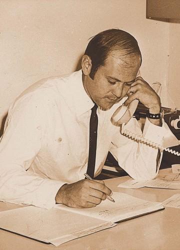 1966: Herr Pollak