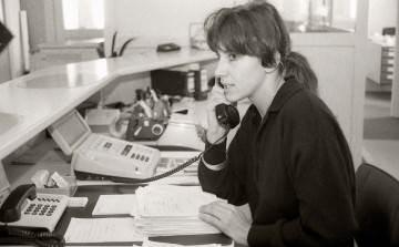 1991: Büro